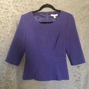 Hugo Boss purple shirt!